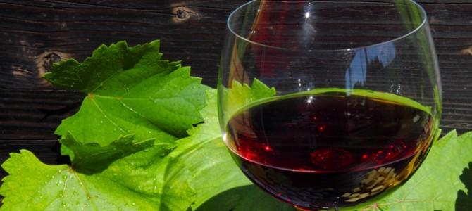 Sardinia Carignan red wine