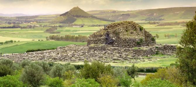 Su Nuraxi, patrimoine mondial de l'UNESCO…