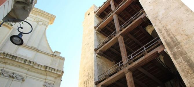 Cagliari, bâtie par les Pisans