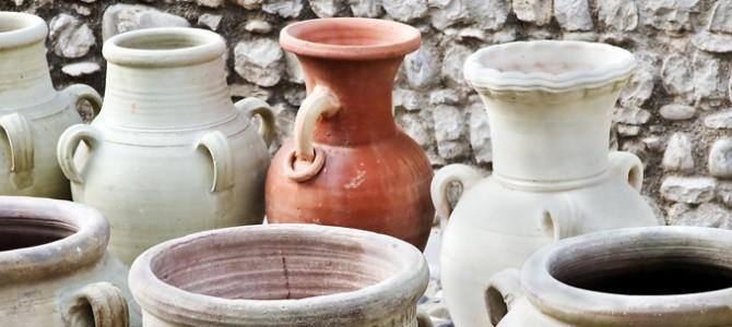 L'argile de Nurallao valorisé par les artisans du village