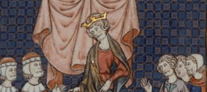 In the 1323 the city was offered to the king of Aragon