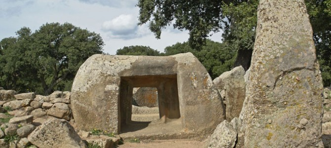 Goni, a Pranu Muttedu uno dei siti archeologici più importanti dell'Isola