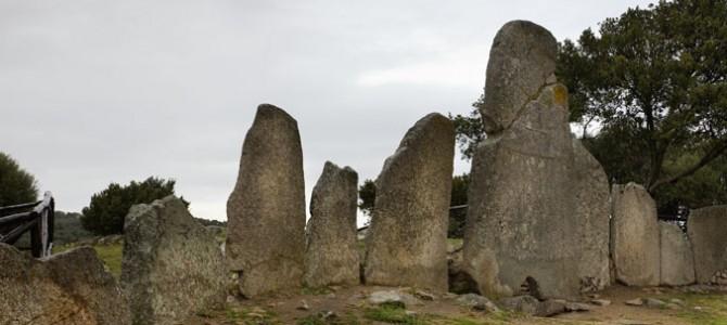 I menhir degli altri territori della Sardegna