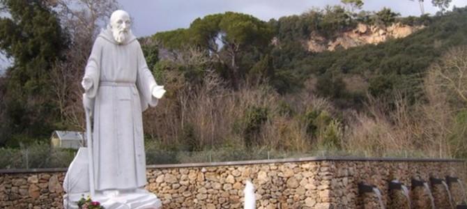 Ignazio da Laconi, un saint apprécié en Sardaigne