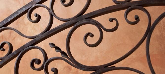 Il ferro battuto è lavorato a Sassari da sette secoli