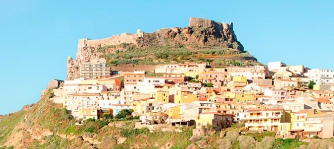 Castelsardo et le château des Doria