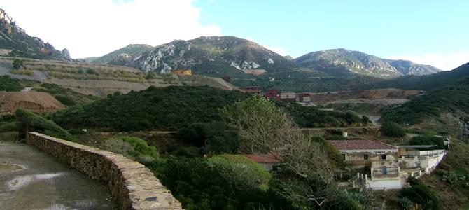 Les buts du Parco Geominerario, en tant que patrimoine de l'Unesco