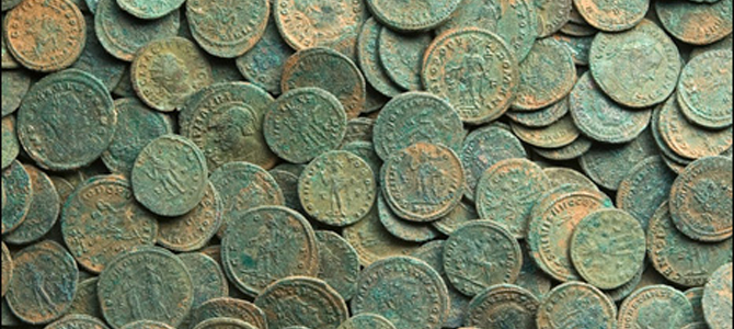 The myth of Metalla, where the Romans coined the coins