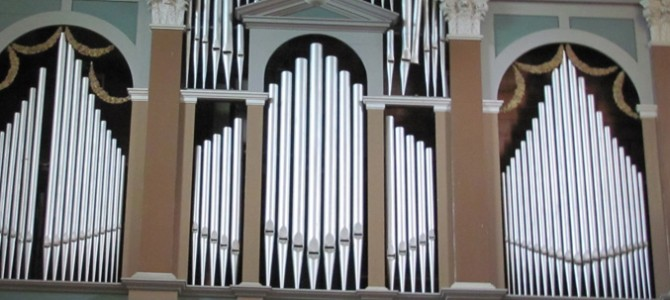 Still today the organs in Segariu are constructed with the pipes