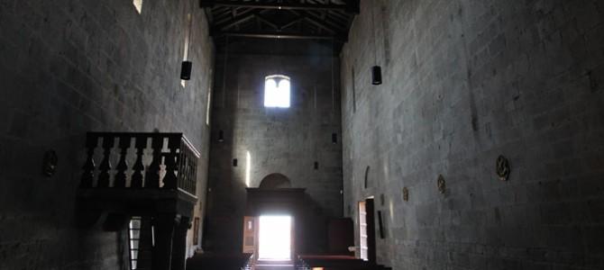 L'église de San Nicola d'Ottana