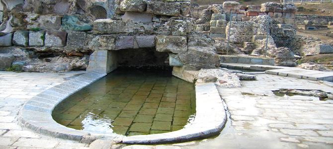 Fordongianus, thermes entre bien-être et archéologie