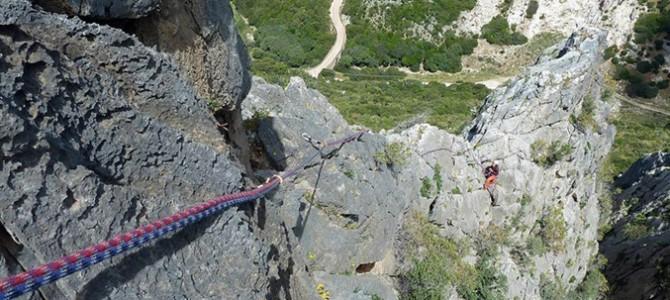 L'escalade, un sport extrême à pratiquer avec prudence et sagesse