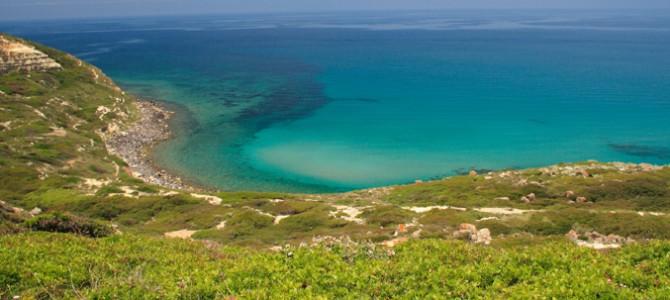 Les plages de la Péninsule du Sinis