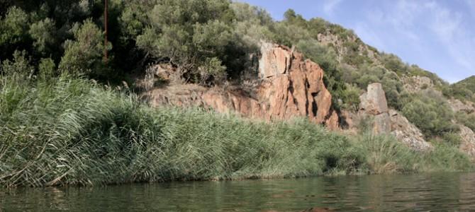 Le lac de Casteldoria et les thermes voisines déjà connues dans la période des Romains