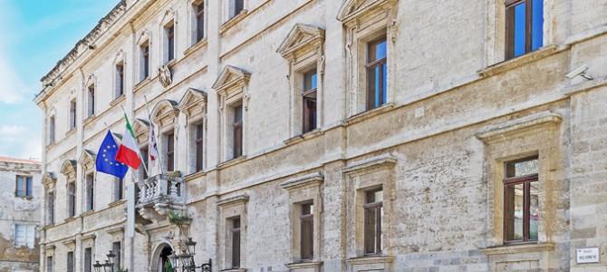 Palazzo Ducale e la fontana del Rosello, simboli di Sassari