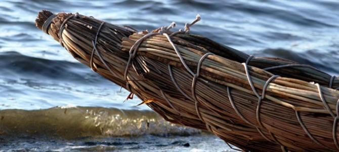 """In August the regatta of the """"fassonis"""" in Santa Giusta"""