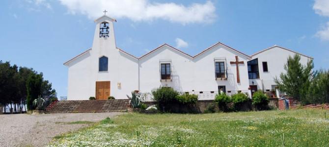 Nostra Signora di Buoncammino domine la ville d'Iglesias