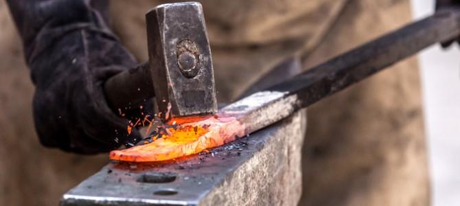 Il maniscalco,  artigiano di rilievo  nel Montiferru