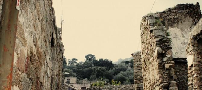 Lollove, depuis les montagnes de la région de Nuoro une perle du XVII siècels