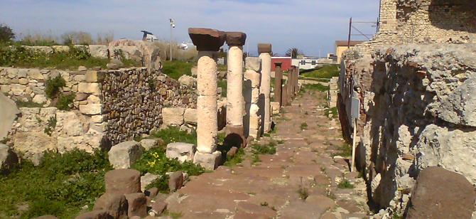 Turris Lybisonis, six centuries of the Roman colony's history