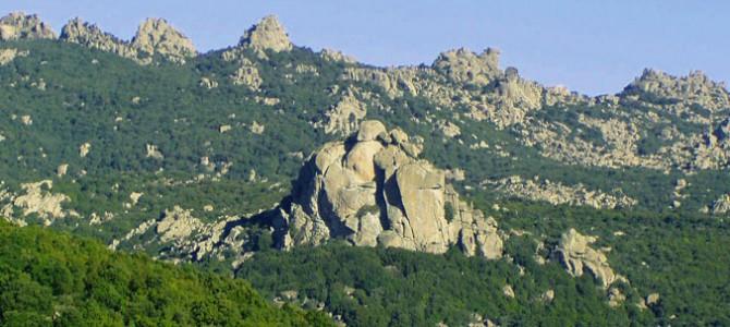 Le Sarrabus, l'une des régions les plus âpres