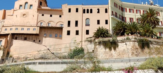 """Su Casteddu"", the ancient pisan fortress"
