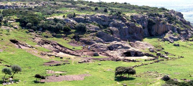 Parco Archeologico Montessu, una grandiosa necropoli