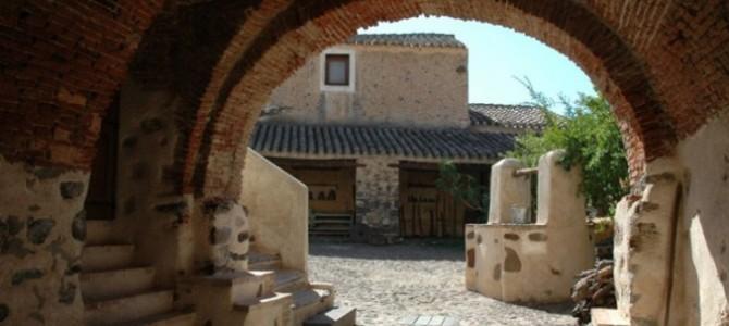 Casa Museo di Grazia Deledda, esempio tipico di abitazione nuorese