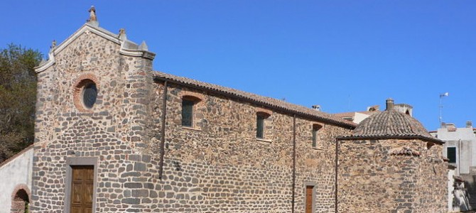 Chiesa di Sant'Antonio Abate di Orosei