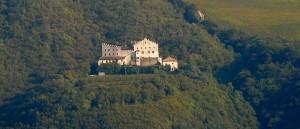 Il castello di Monreale