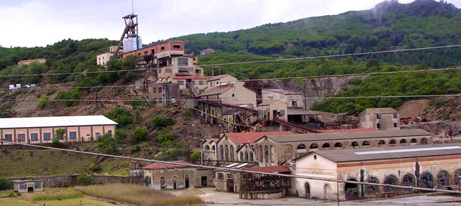 Area mineraria di Montevecchio, testimone dell'attività mineraria della Sardegna