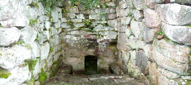 Area archeologica di Noddule, diversi monumenti della civiltà nuragica