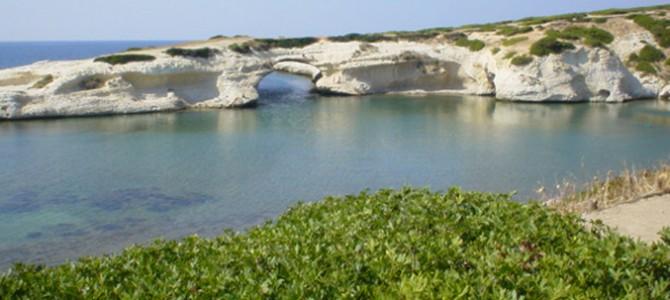 Spiaggia di S'Archittu (Cuglieri, provincia di Oristano)