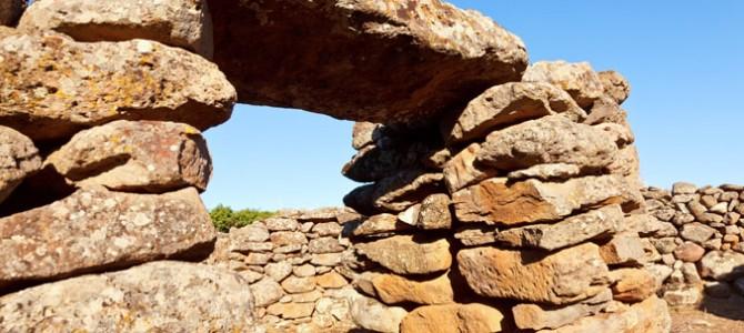 Villaggio nuragico S'erra e'Orrios, il più grande e meglio conservato della Sardegna