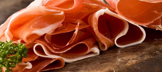 Il prosciutto di Villagrande Strisaili, sapore forte e gustoso