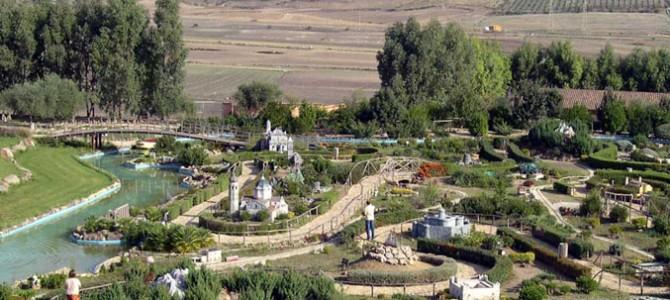 Sardegna in miniatura, originale parco tematico