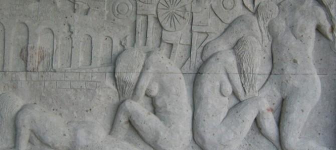 Il Simposio di scultura, un appuntamento fisso a Fordongianus