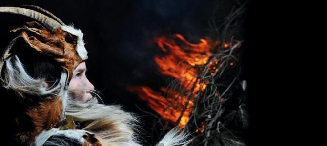 Sadali e i suoi riti del fuoco: 'Is Foghidonis', 12 e 13 gennaio 2013