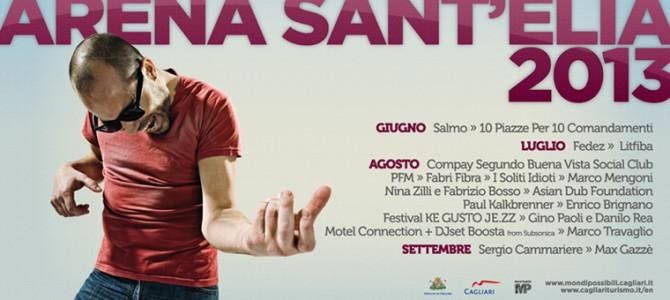 Arena Sant'Elia 2013