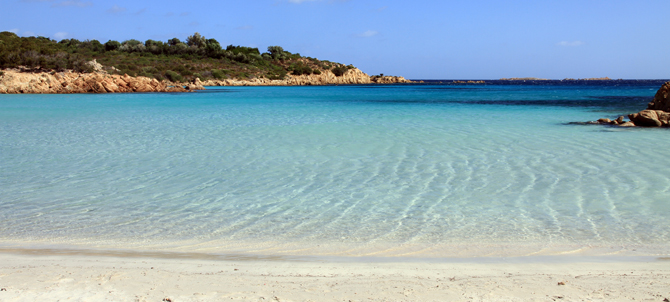 La spiaggia del principe