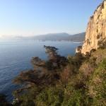 Climbing in Sardegna