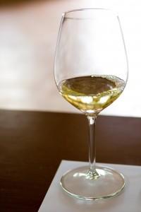 Bicchiere di Vernaccia