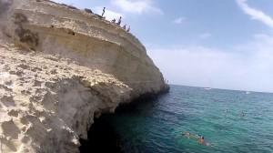 Rocca Manna - Spiaggia di Balai