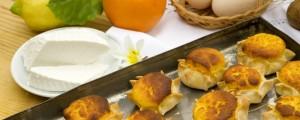 Pardulas dolce tipico di Sardegna