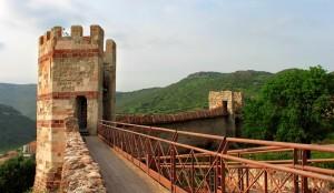 Castello di Serravalle Bosa