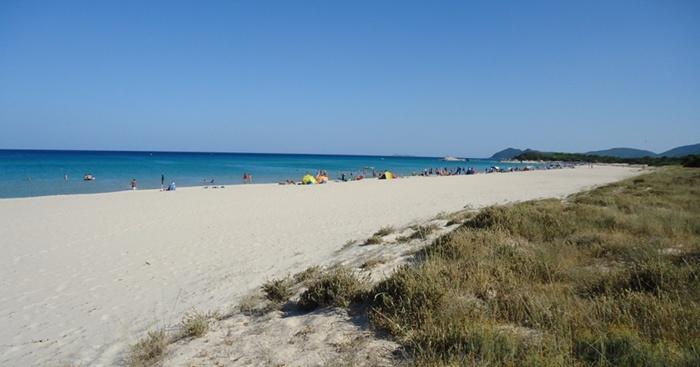 Tutte le spiagge di costa rei i love sardinia - Spiaggia piscina rei ...