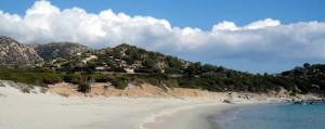 Spiagge riparate dal maestrale, Porto Sa Ruxi